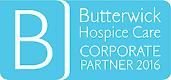 Butterwick Hospice Care Corporate Partner