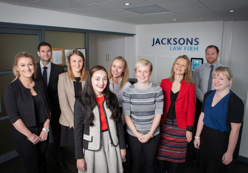 Jacksons Law Firm Team Expansion