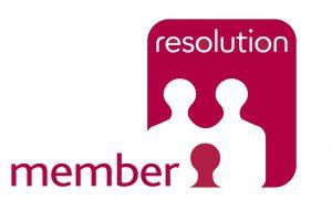 family law resolution member logo