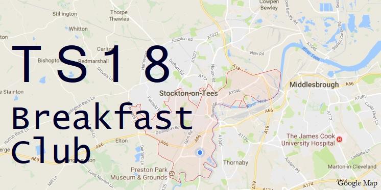 Networking Event – TS18 Breakfast Club