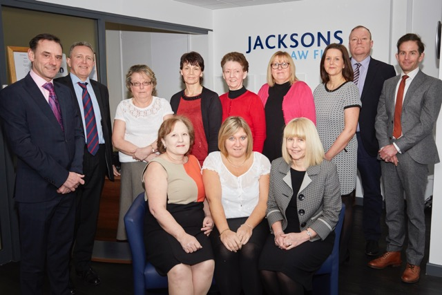 Jacksons Law Firm celebrates 140th anniversary