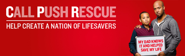 Call Push Rescue (CPR)