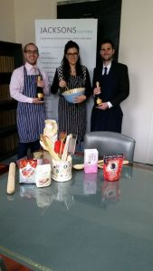 PRESS RELEASE: The Butterwick Bake Off