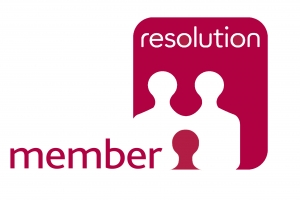 family law resolution member logo