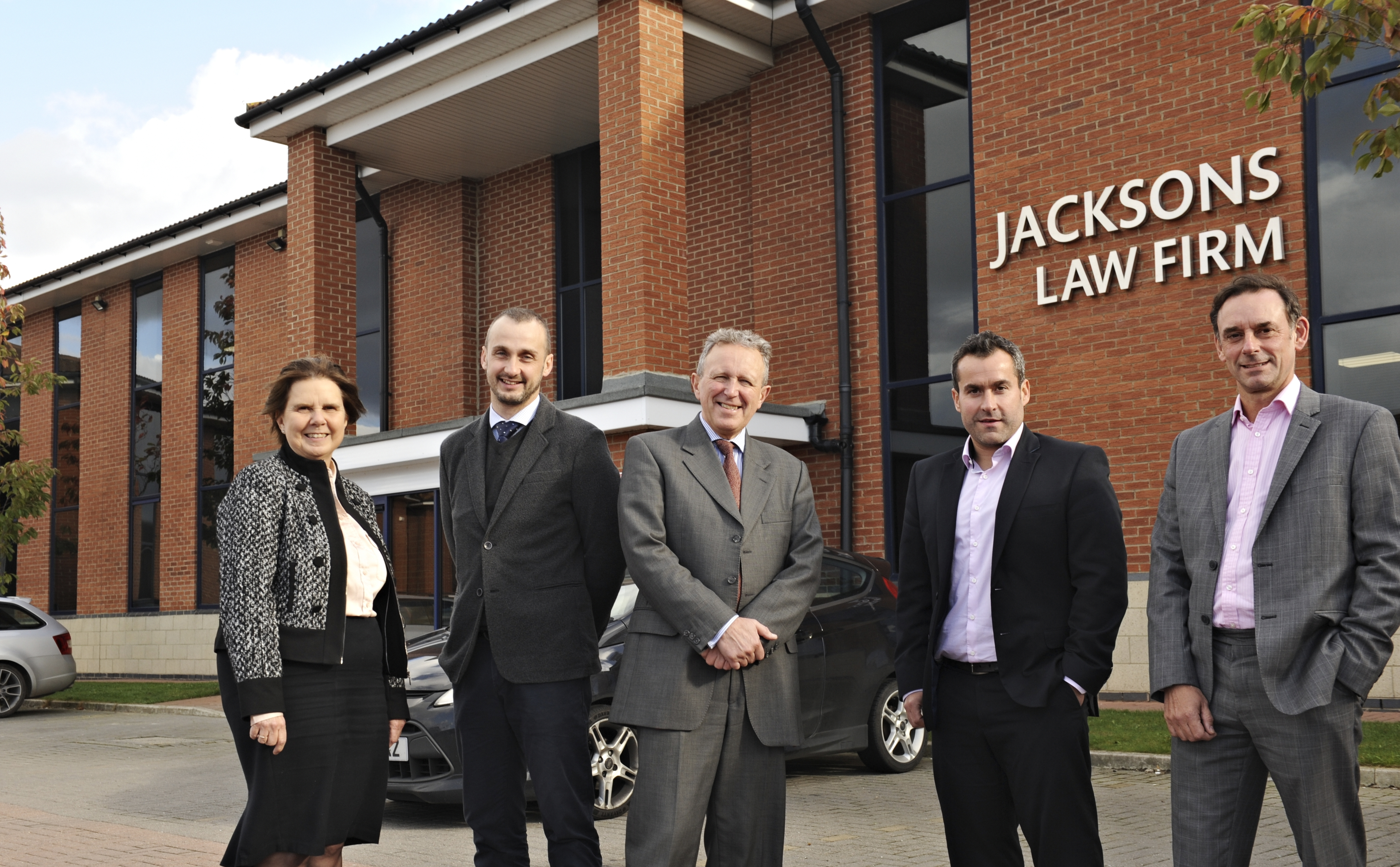 New home for Jacksons Law Firm Head Office
