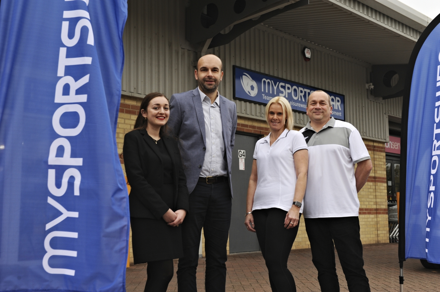 Jacksons advise local sportswear company on branching out to retail park premises