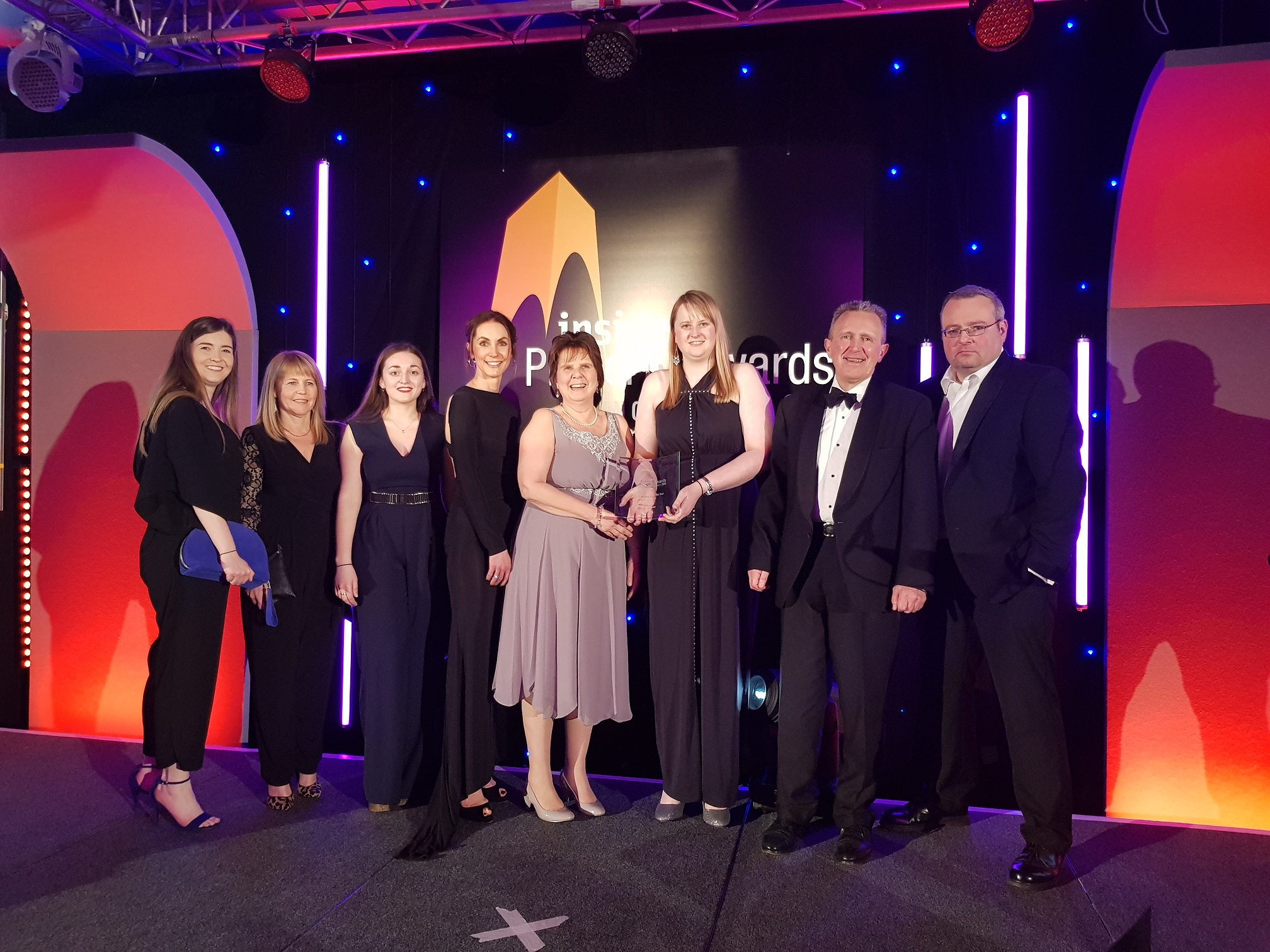 Jacksons Law Firm wins Property Accolade