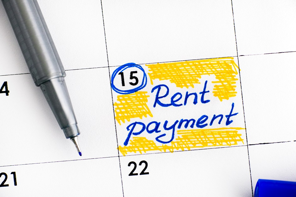 Waiting for Rent Payment?