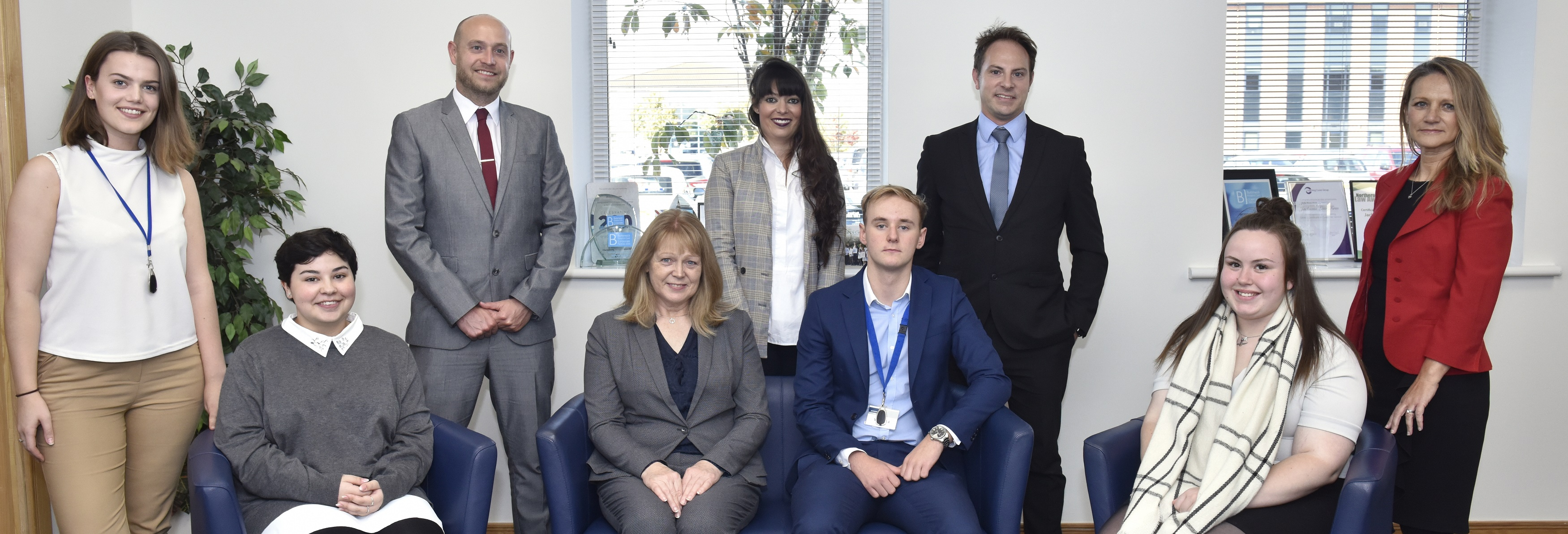 Jacksons announce new staff and partner promotions