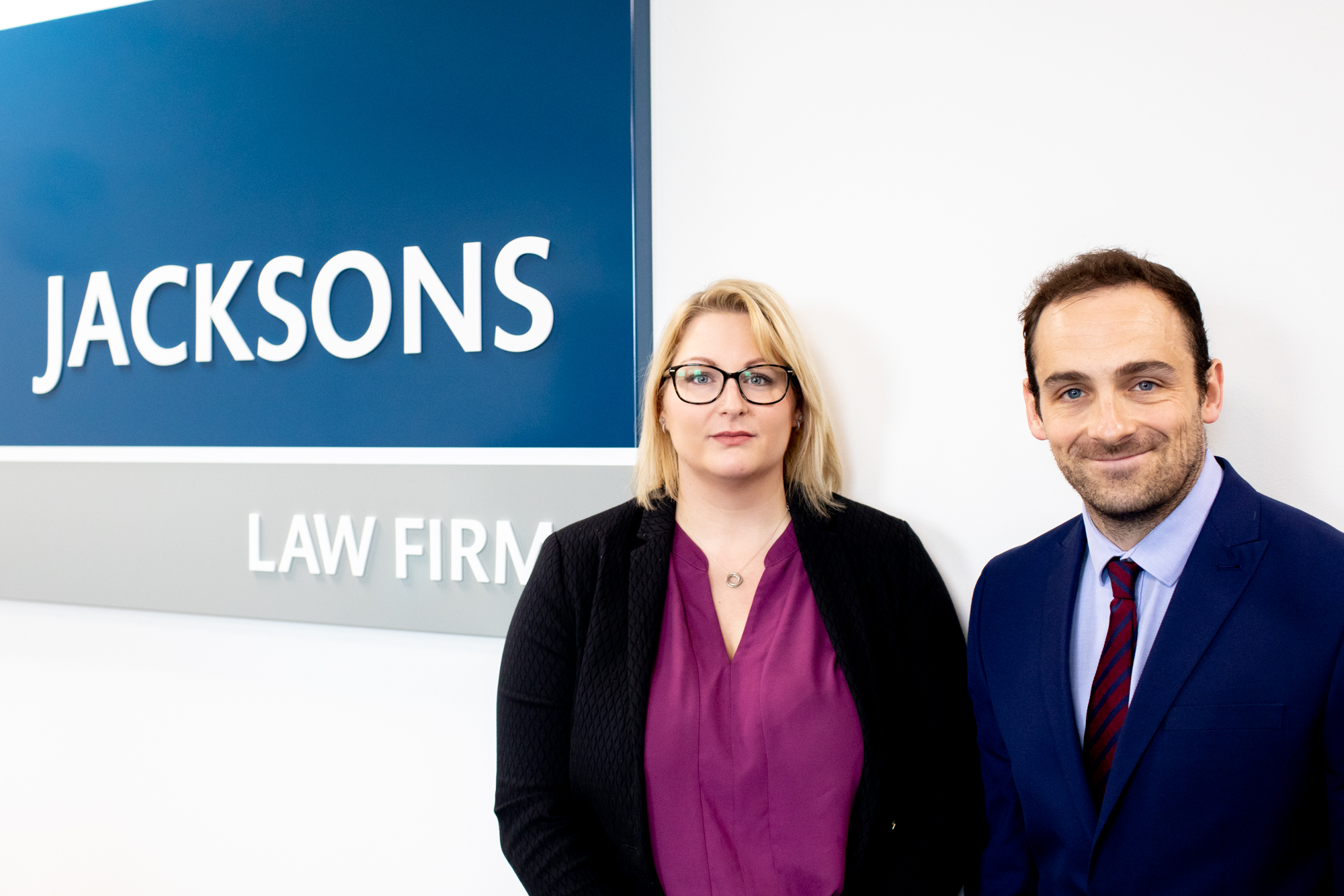 Jacksons Law Firm strengthens its legal offering with two key appointments