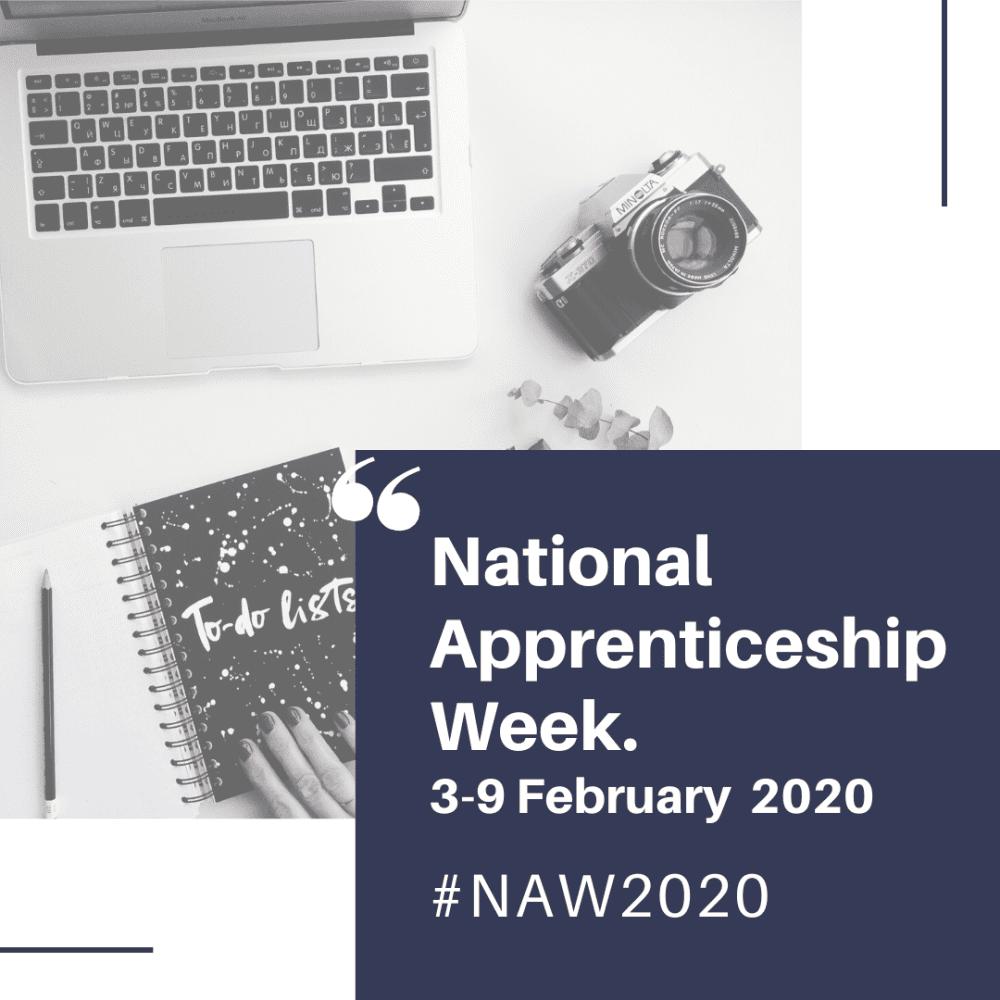 It's National Apprenticeship Week!