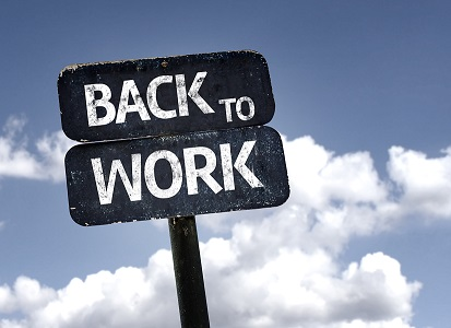 Covid-19: To Return to Work or Not?