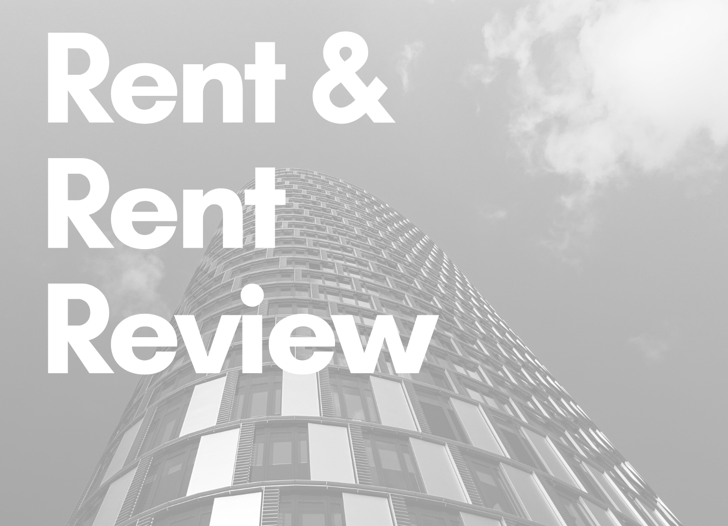 Rent & Rent Review | Life Cycle of a Lease Webinar