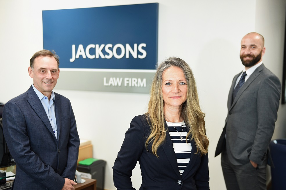 Jacksons Law Firm supports inaugural Tees Tech Awards