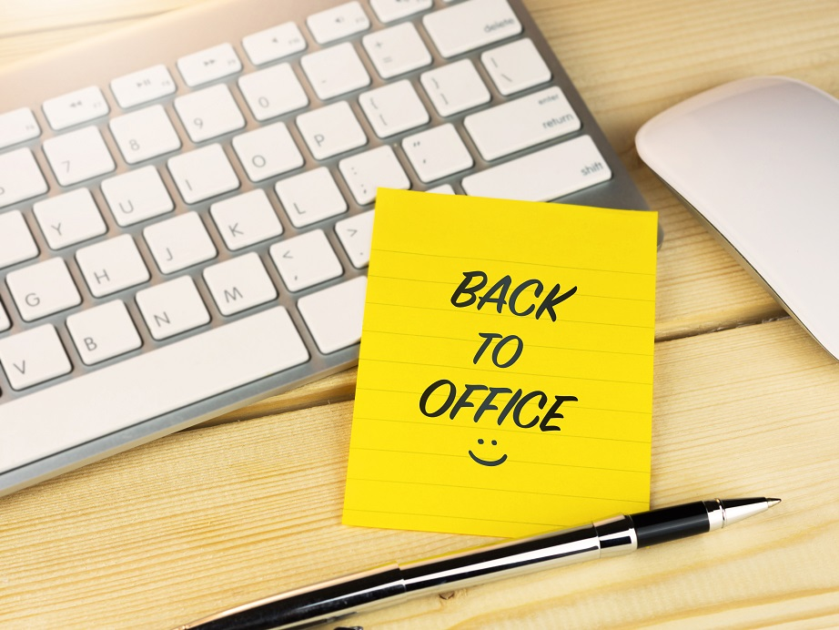 TEN REASONS WHY WE HAVE RETURNED TO THE OFFICE