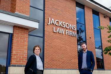 Jacksons appoint new Partner