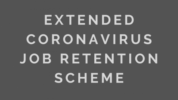 Extended Coronavirus Job Retention Scheme
