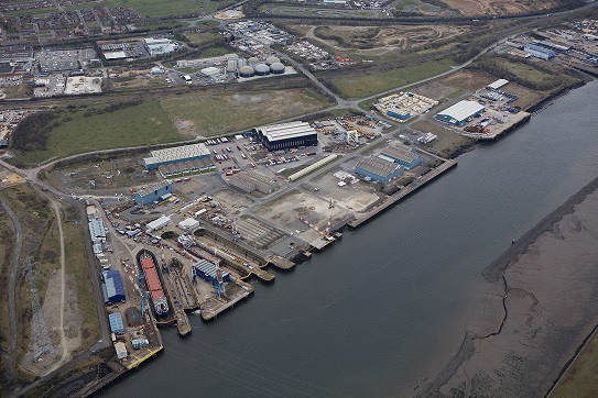Jacksons advises PD Ports on waste to energy project