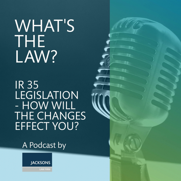 IR35 legislation – how will the changes effect you?