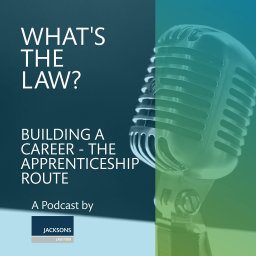 Building a career – the apprenticeship route