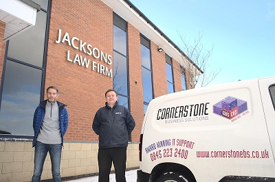 Jacksons takes extra security measures against cyber attack