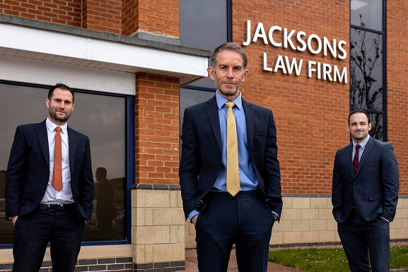 Jacksons promotes young Teesside Solicitor to Associate