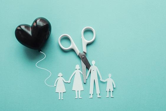 Family breakdown and Child Arrangements