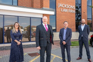 new head of corporate and commercial