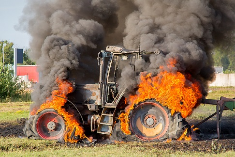 Alarming Rise in Fatal Accidents in the Agriculture Sector