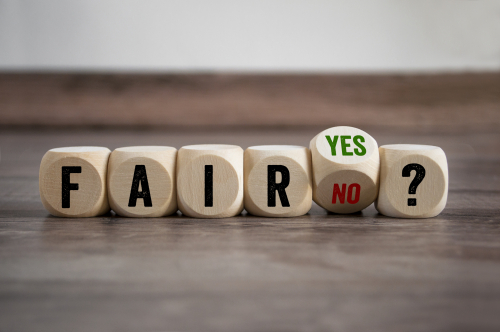 An Appeal to Fairness?